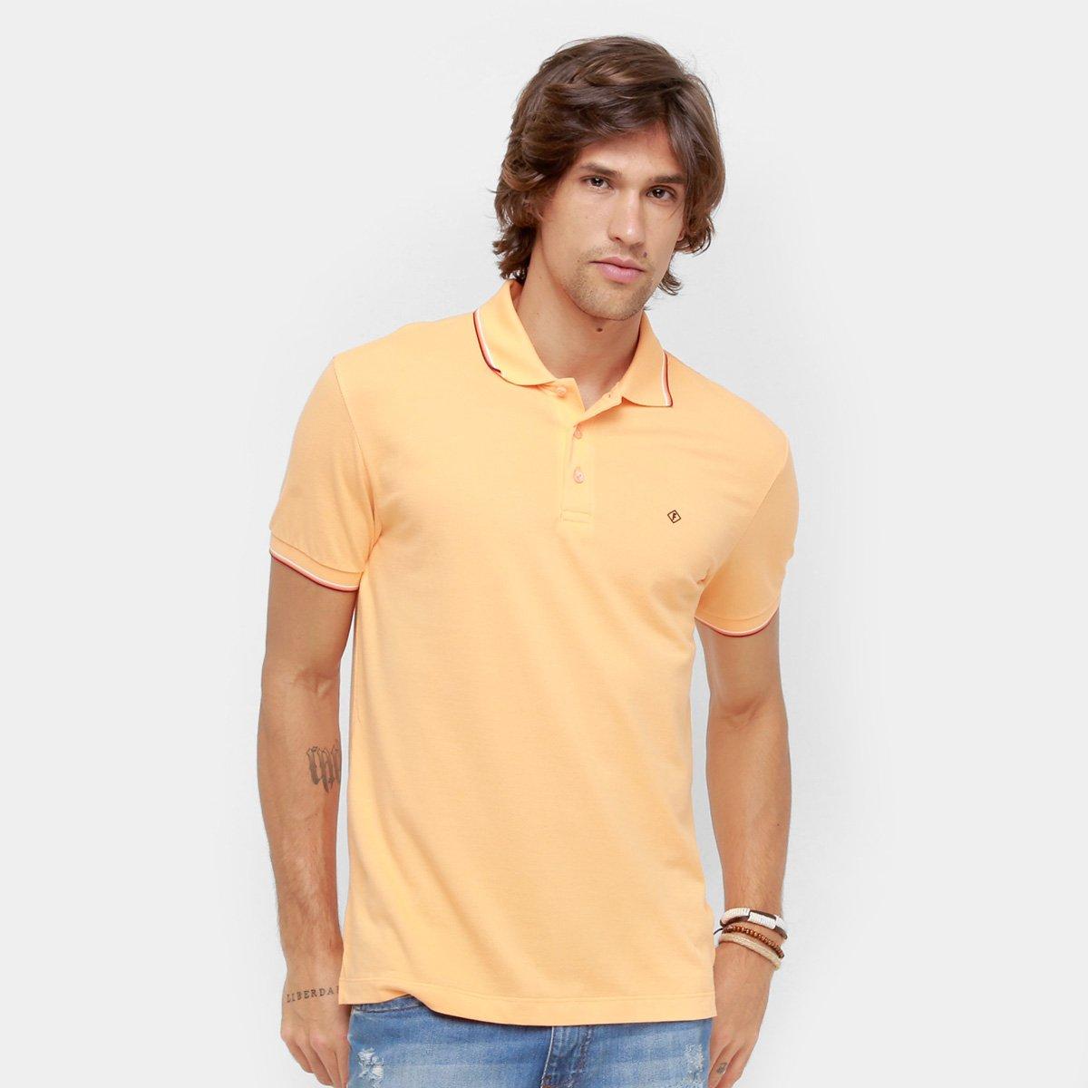 Camisa Polo Forum Piquet Básica Masculina - Compre Agora  4e25592c67eea