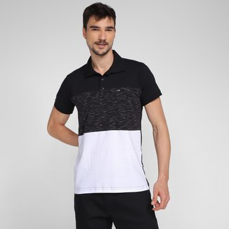 Camisa Polo Gangster Frisos Masculina