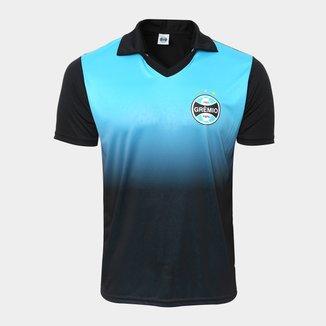 Camisa Polo Grêmio Tricolor Masculina