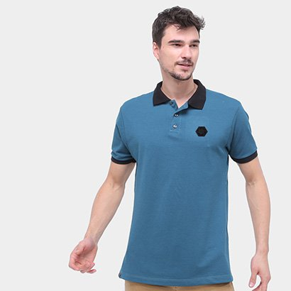 Camisa Polo Hd Patch Masculina