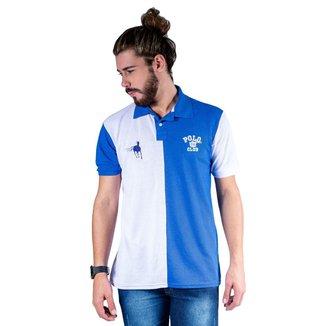 Camisa Polo Hipica Polo Club Duo Top Masculina