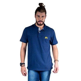 Camisa Polo Hipica Polo Club Elastano Estilo Classic