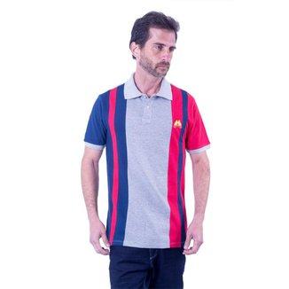 Camisa Polo Hipica Polo Club Trios Masculina