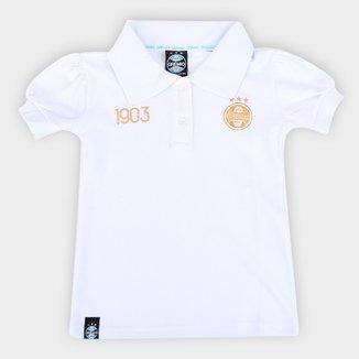 Camisa Polo Infantil Grêmio 1903