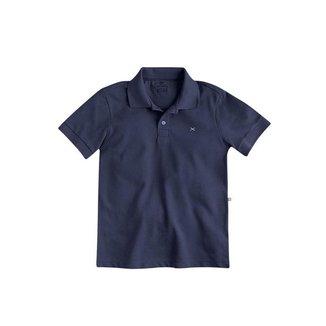 Camisa Polo Infantil Hering Kids 5377au807