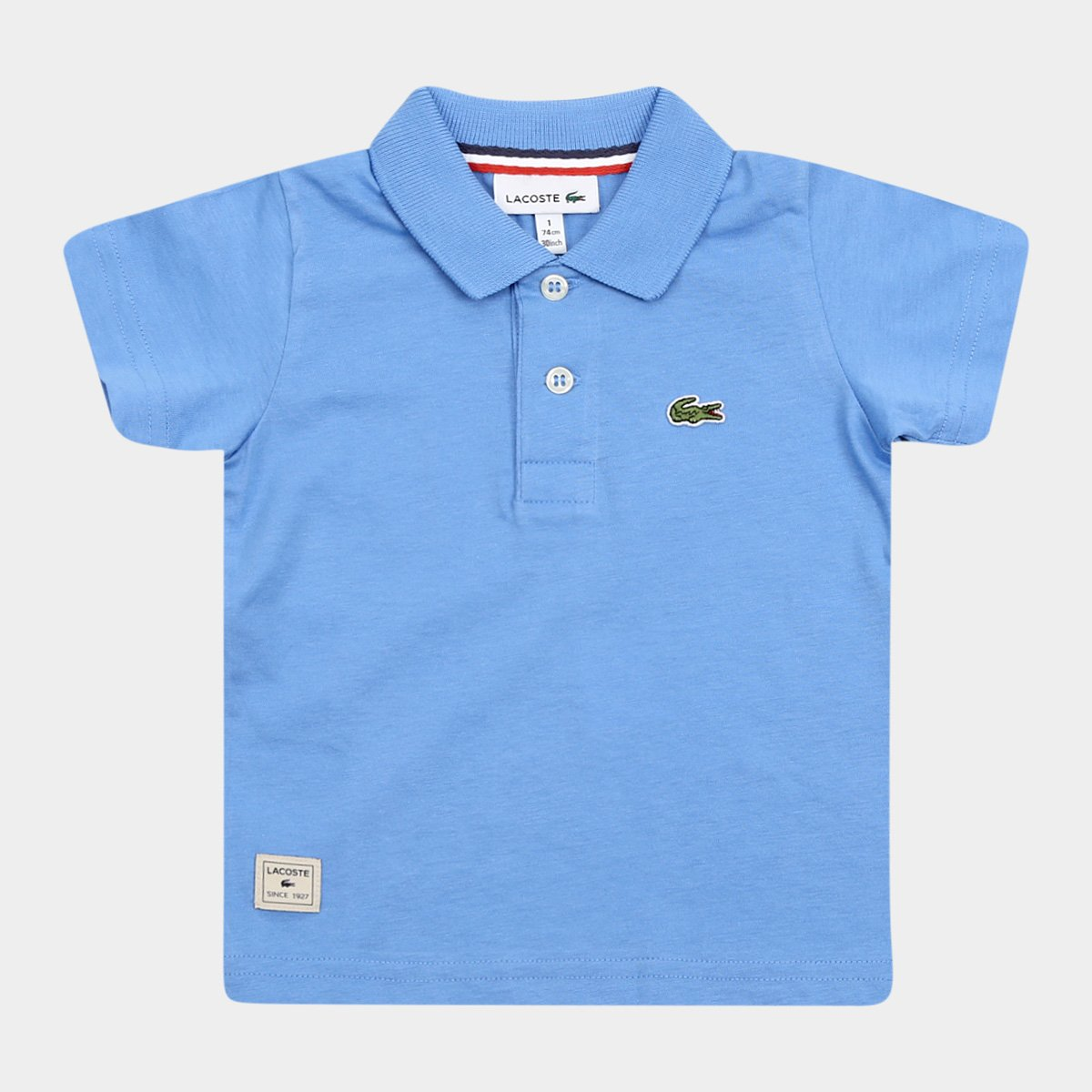Camisa Polo Infantil Lacoste Masculina - Compre Agora  6329c52d290e7