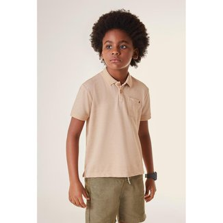 Camisa Polo Infantil Mini Pf Piquet Reserva Mini Masculina