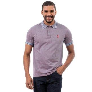 Camisa Polo John Pull Masculina