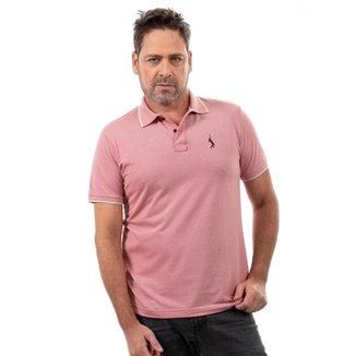 Camisa Polo John Pull Moderna Masculina