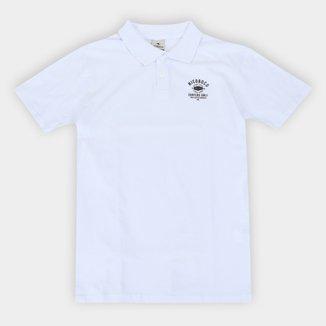 Camisa Polo Juvenil Nicoboco Metalgreymon Masculina