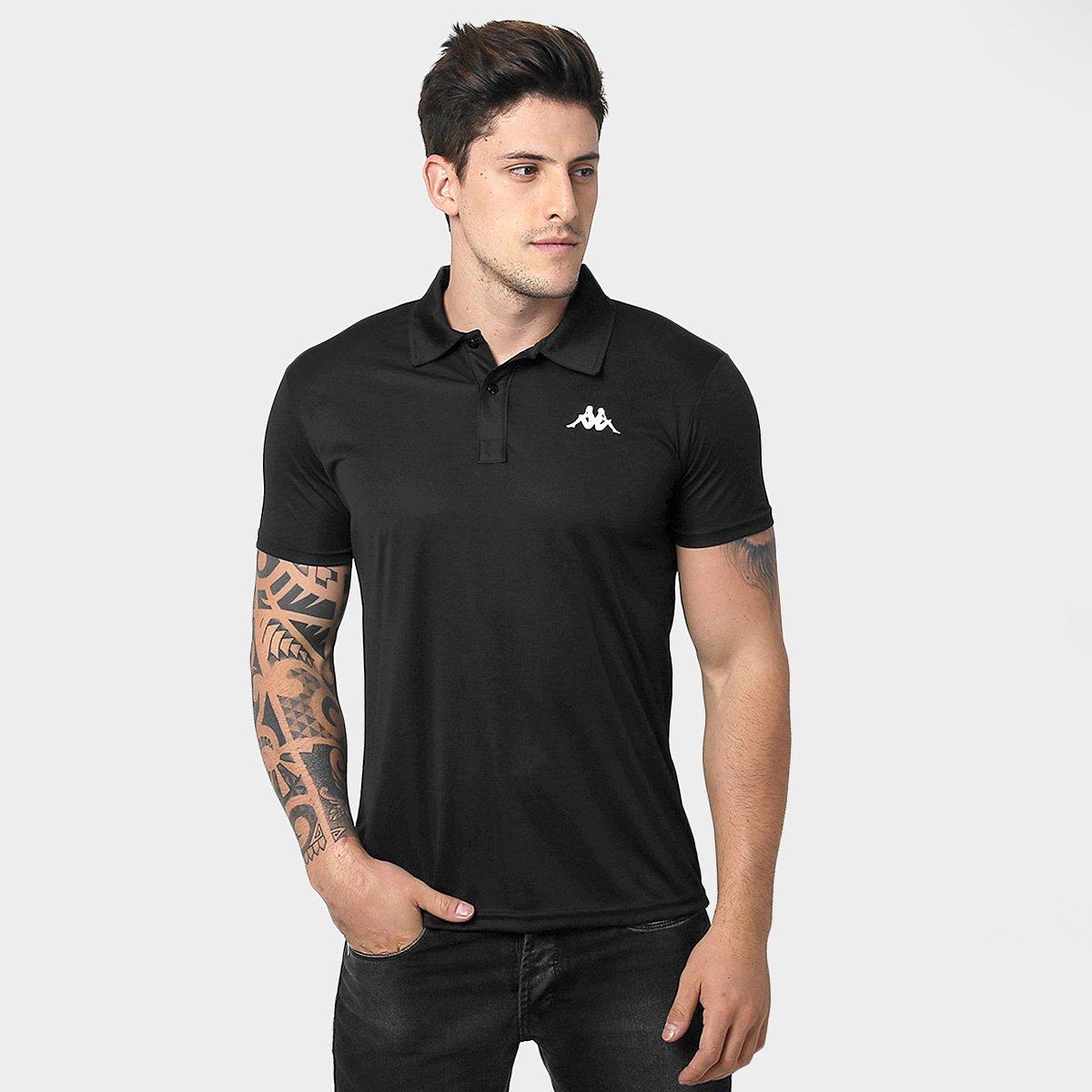 c07c73df38351 Camisa Polo Kappa Sewill Masculina - Compre Agora