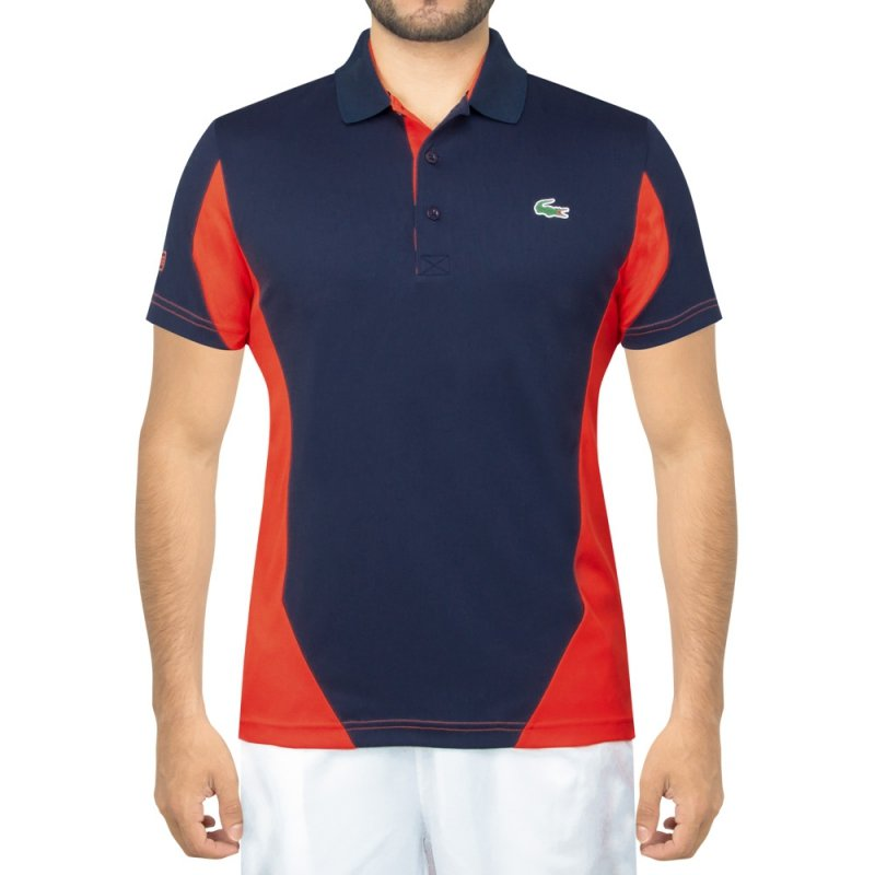 aa5ff85dbbd5a Camisa Polo Lacoste Fancy Tennis 1 - Compre Agora   Netshoes