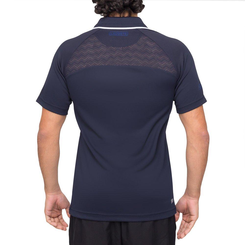Camisa Polo Lacoste Fancy Tennis 1 - Compre Agora   Netshoes 31ea953506