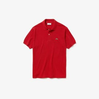 Camisa Polo Lacoste L.12.12 Original Fit Masculina