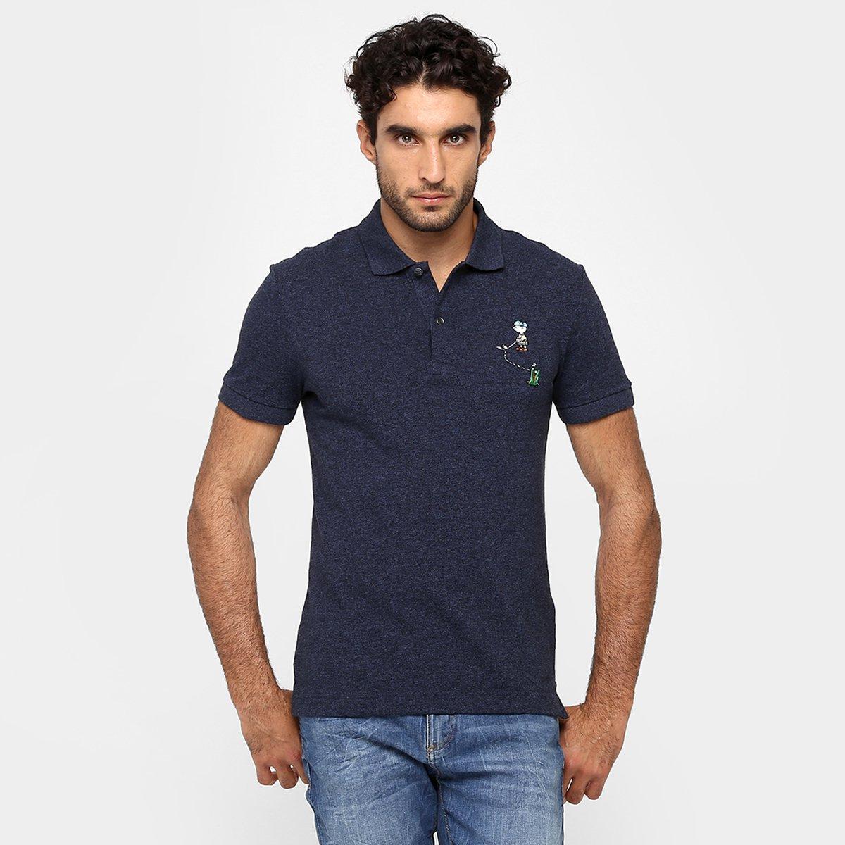 Camisa Polo Lacoste Piquet Charlie - Compre Agora  480664a69f2f5