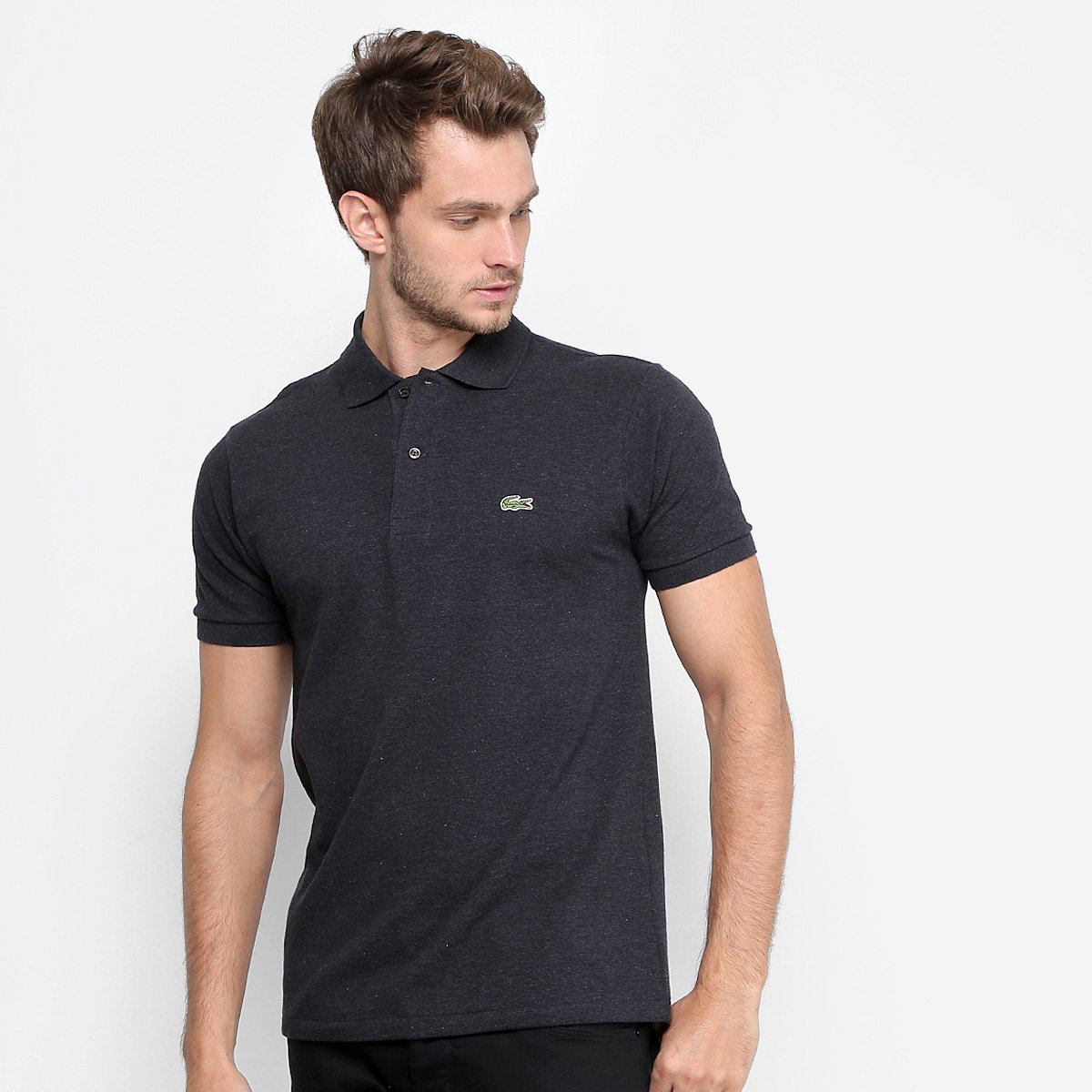7f2da7b85d18f Camisa Polo Lacoste Piquet Masculina - Compre Agora