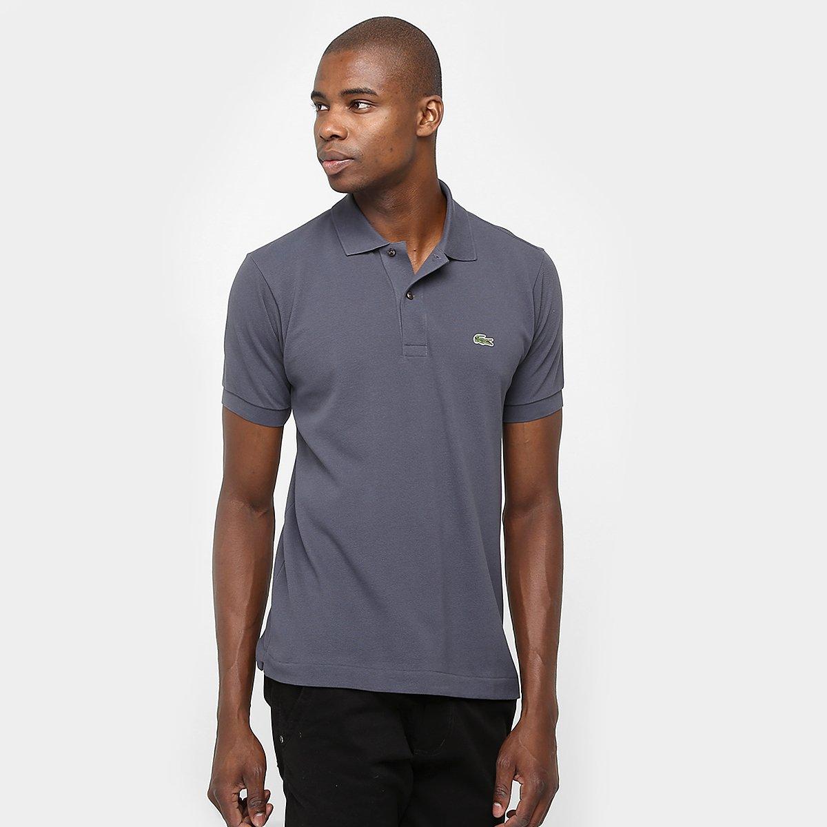 9dbbaa57912df Camisa Polo Lacoste Piquet Original Fit - Compre Agora