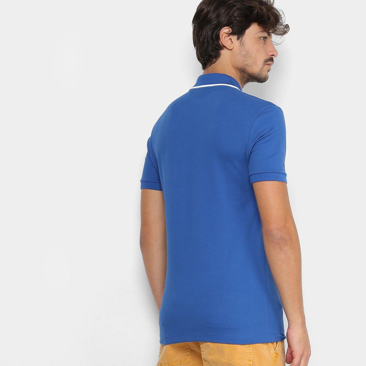 b332790e25 ... Camisa Polo Lacoste Slim Fit Algodão Pima Elastano Masculina ...