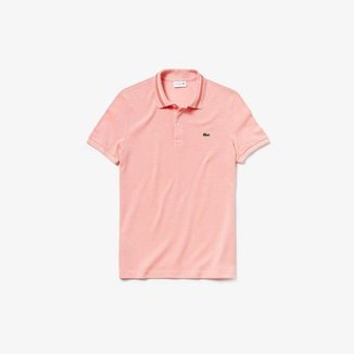 Camisa Polo Lacoste Slim Masculina