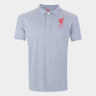 Camisa Polo Liverpool Básica Piquet Masculina