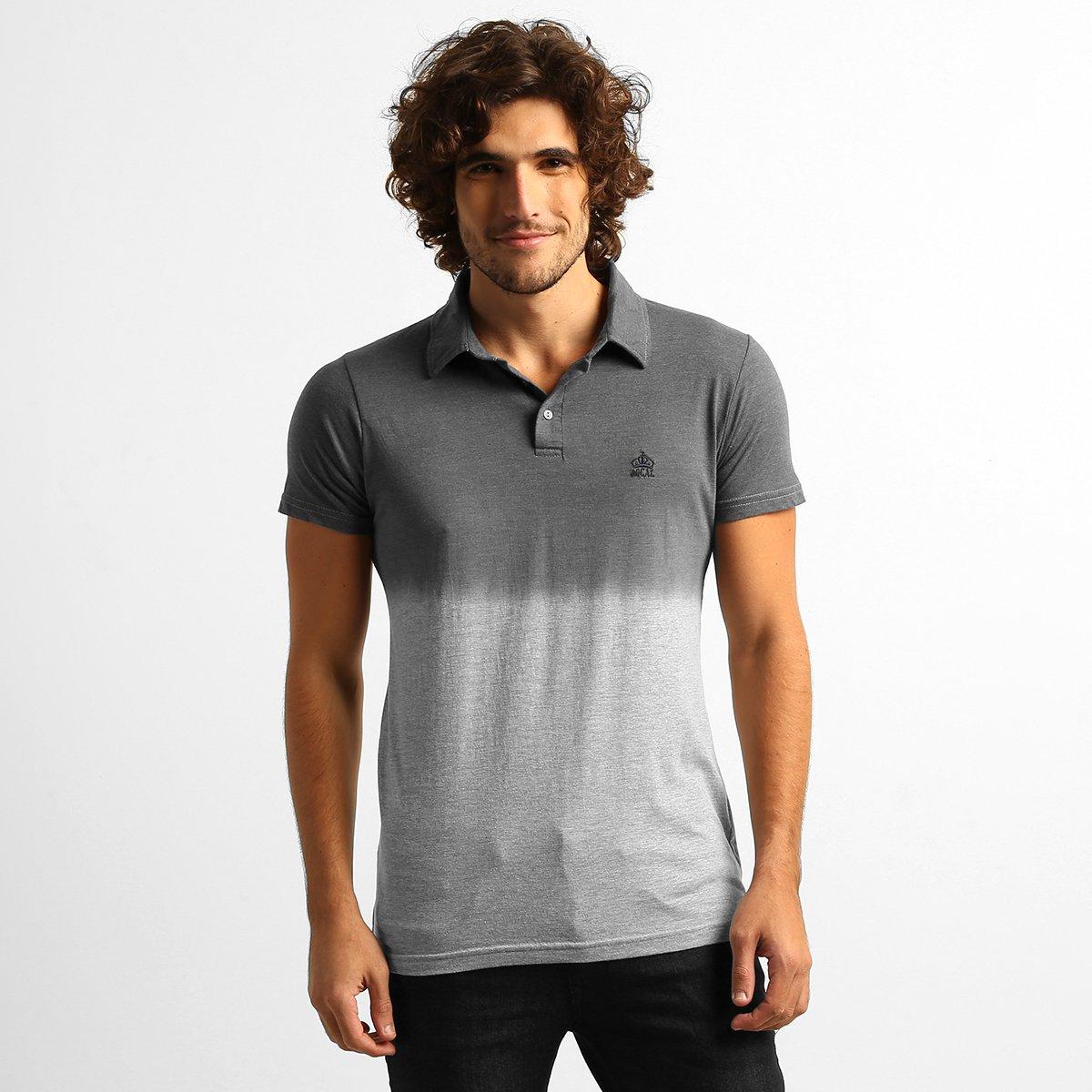 Camisa Polo Local Malha Degradê - Compre Agora  725a097bdc609