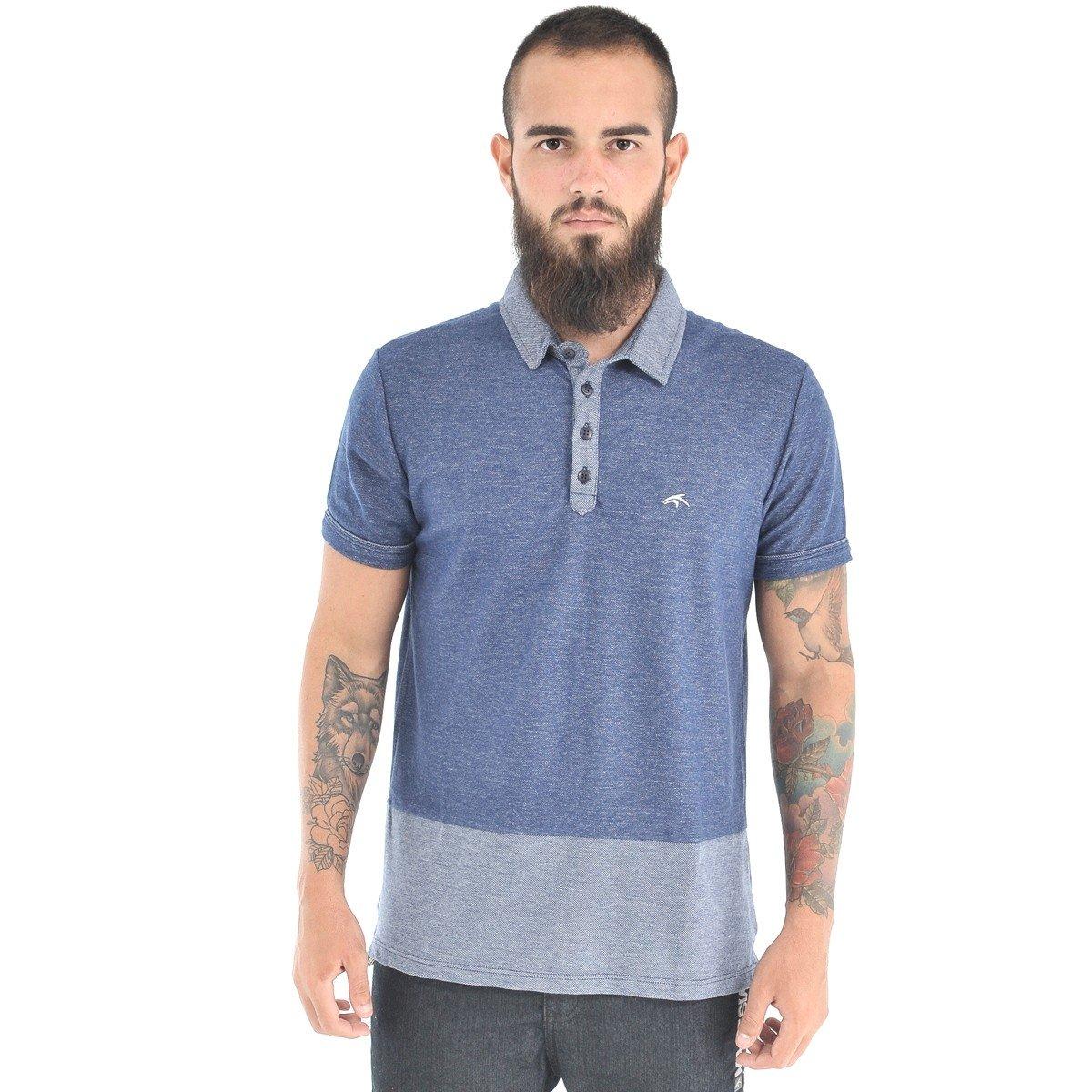 Camisa Polo Maresia Dots - Compre Agora  0383a1733b146
