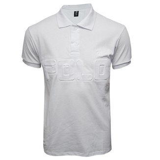 Camisa Polo Masculina Com Estampa Alta frequência  Polo RG518