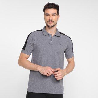 Camisa Polo Nicoboco Stretch Raglan Sereu B Masculina