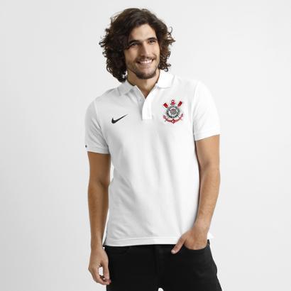 352d0700389a4 Camisa Polo Nike Corinthians Matchup Core | Netshoes