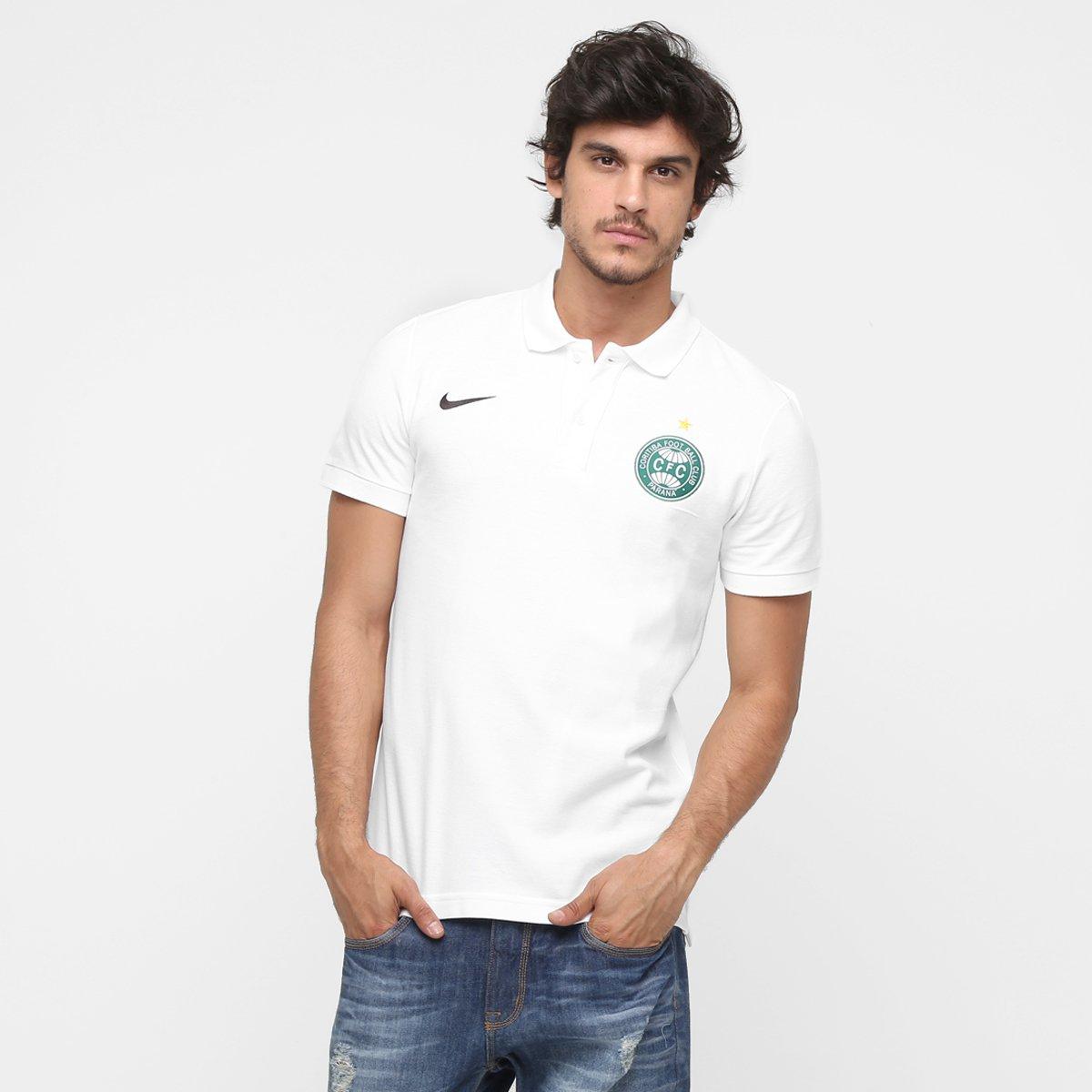 b5cc474e42 Camisa Polo Nike Coritiba Comissão Técnica Viagem 12 13 - Compre Agora