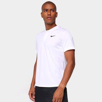 Camisa Polo Nike Court Dry Blade Masculina
