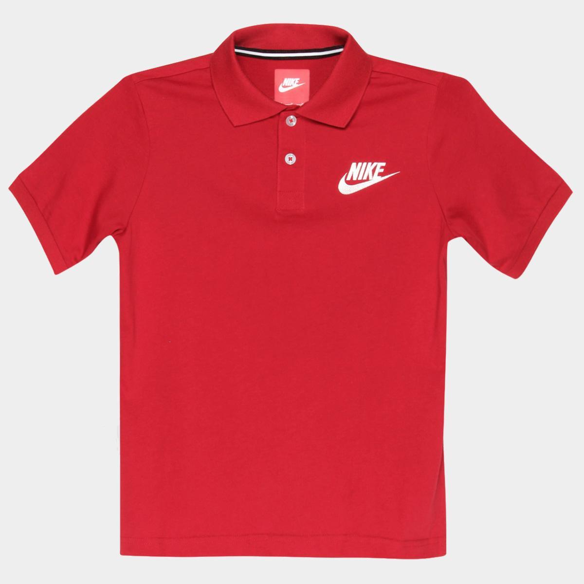 16d0a6221b9b6 Camisa Polo Nike Franchise Infantil - Compre Agora