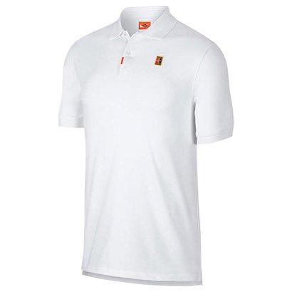 Variante manipular Malgastar  Camisa Polo Nike Heritage Standard Masculina - Branco | Netshoes