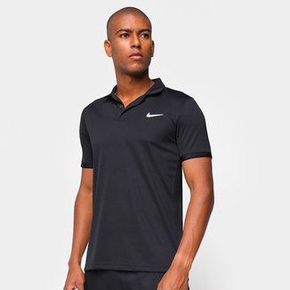 Camisa Polo Nike NKCT Dry Masculina