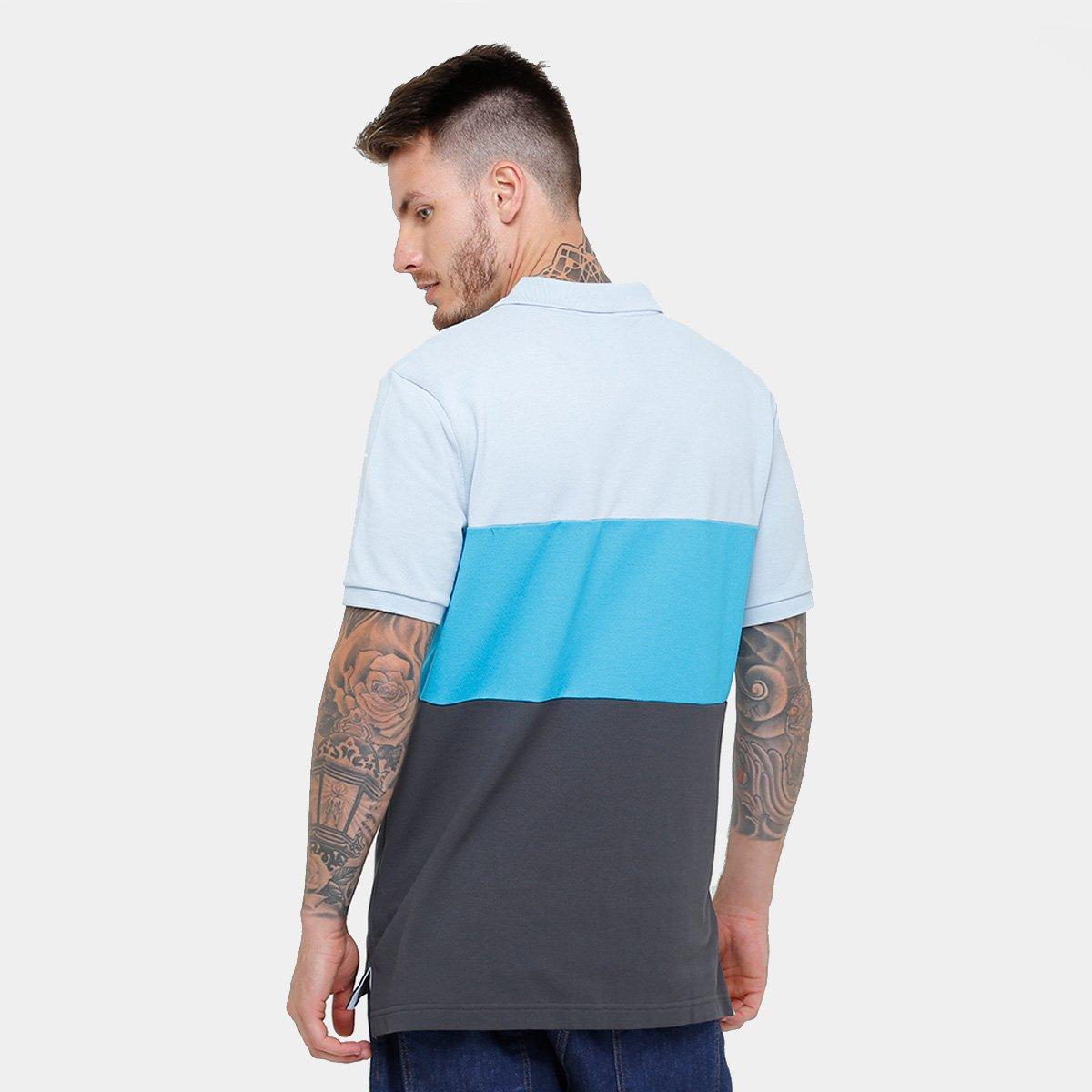 Camisa Polo Nike Nsw Pq Matchup Clrblk Masculina - Compre Agora ... 430b83bfaa113