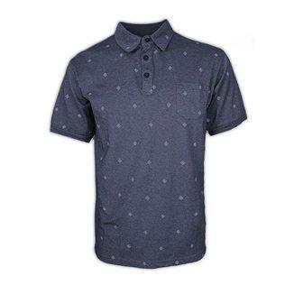 Camisa Polo Nino Danieli Masculina Algodão Pom79474 Azul marinho P