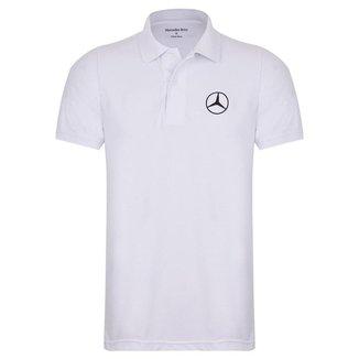Camisa Polo Oficial  MercedesBenz