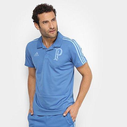 Oferta Camisa Polo Palmeiras Adidas Viagem Masculina por R$ 144.9
