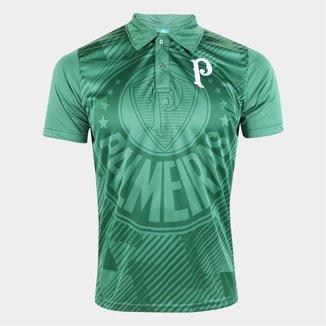Camisa Polo Palmeiras Effect  Logo Masculina