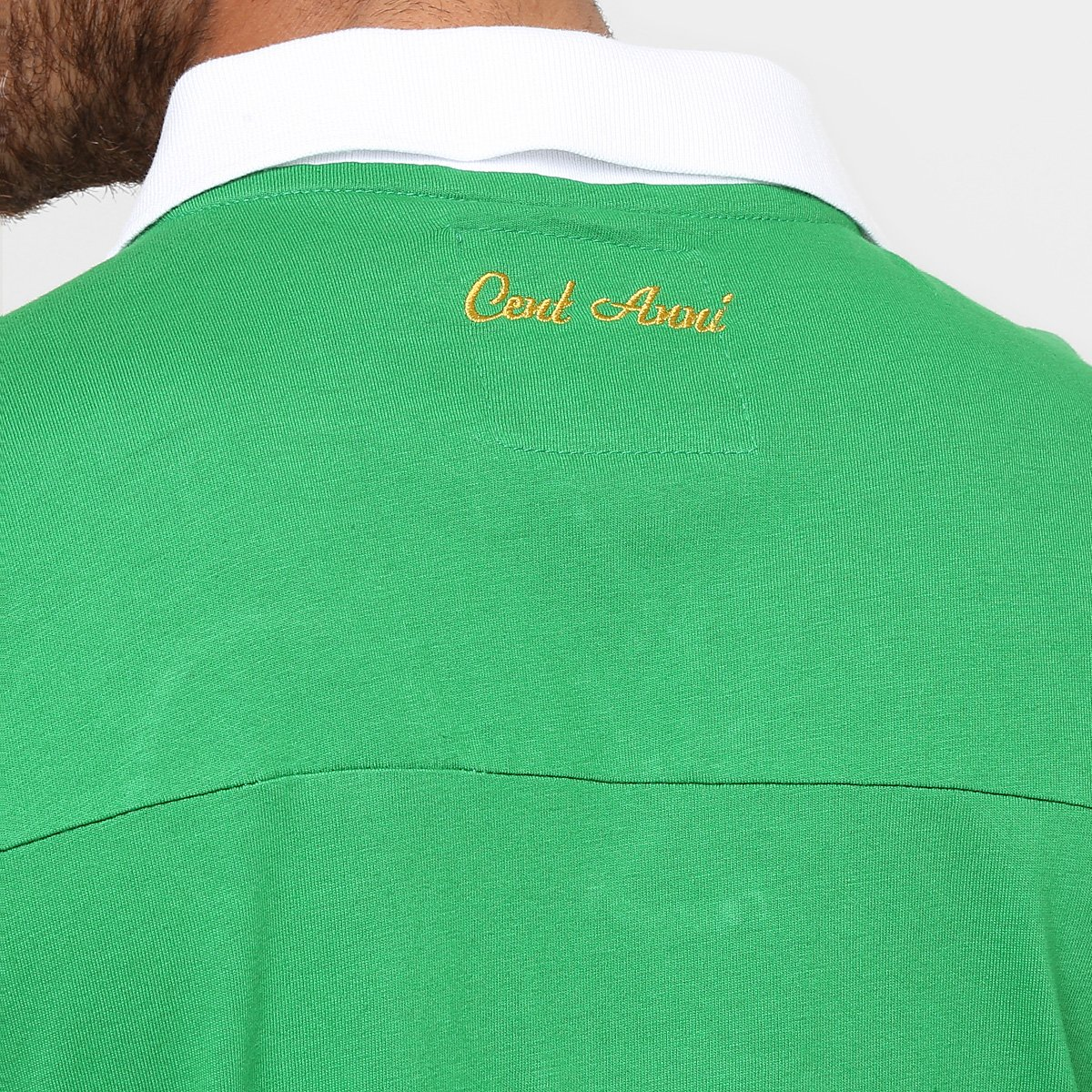 810150d4dd Camisa Polo Palmeiras Marcos Alviverde Retrô - Compre Agora