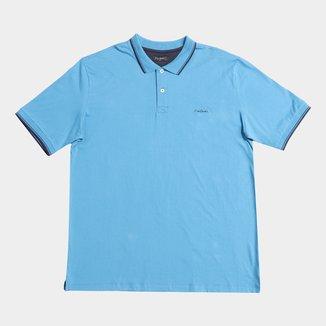 Camisa Polo Pierre Cardin Masculina