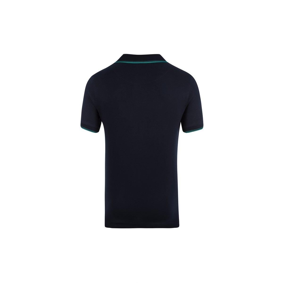 e6162a5537 Camisa Polo Pierre Cardin Navy Exclusive Masculina - Compre Agora ...