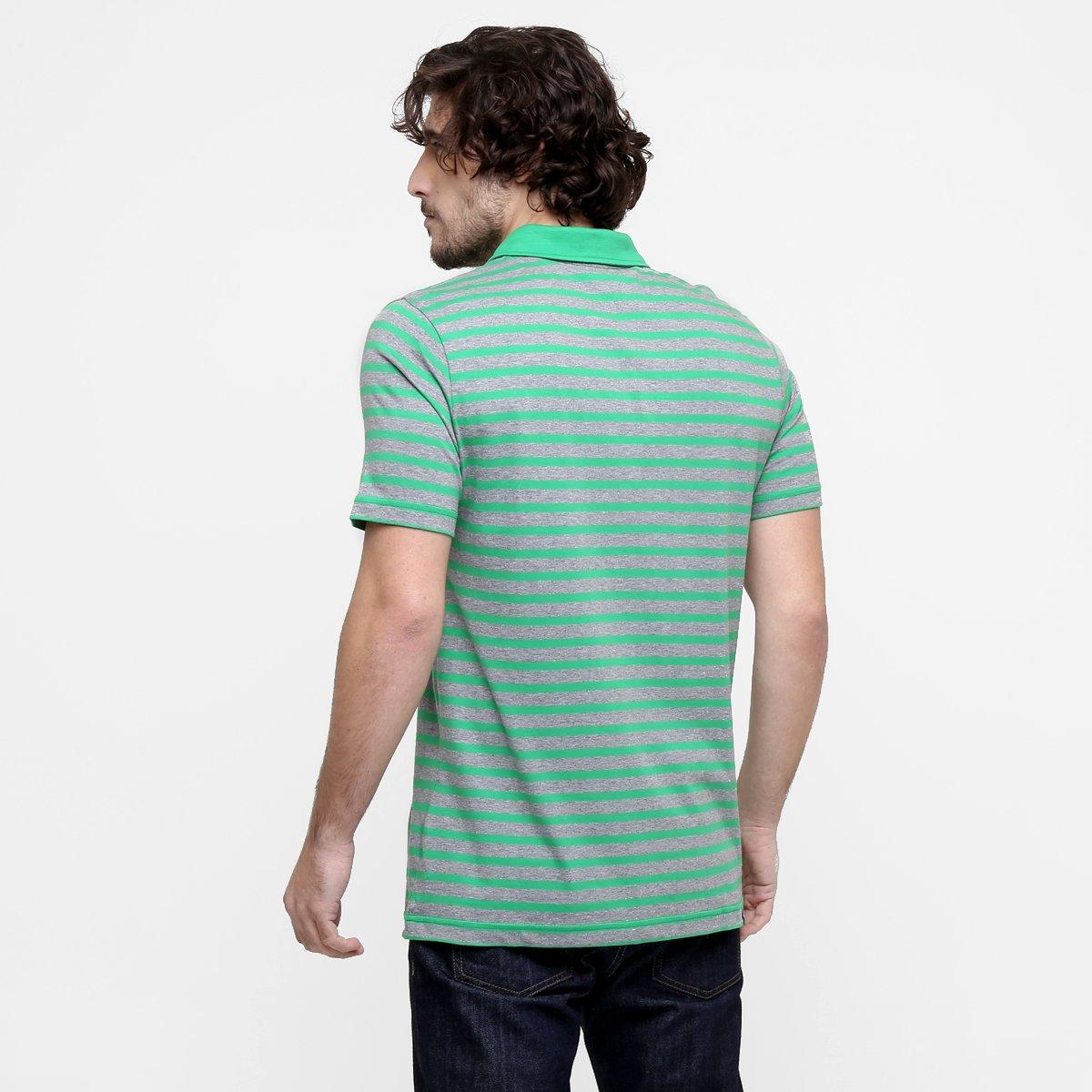 ea1de8986e Camisa Polo Puma Ess Striped - Compre Agora