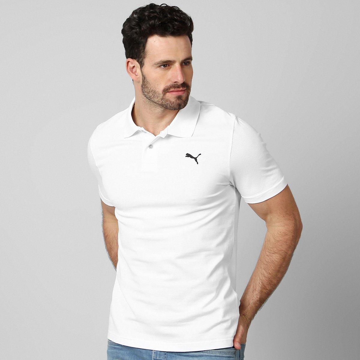 Camisa Polo Puma ESS - Compre Agora  868aed9f0c4a7