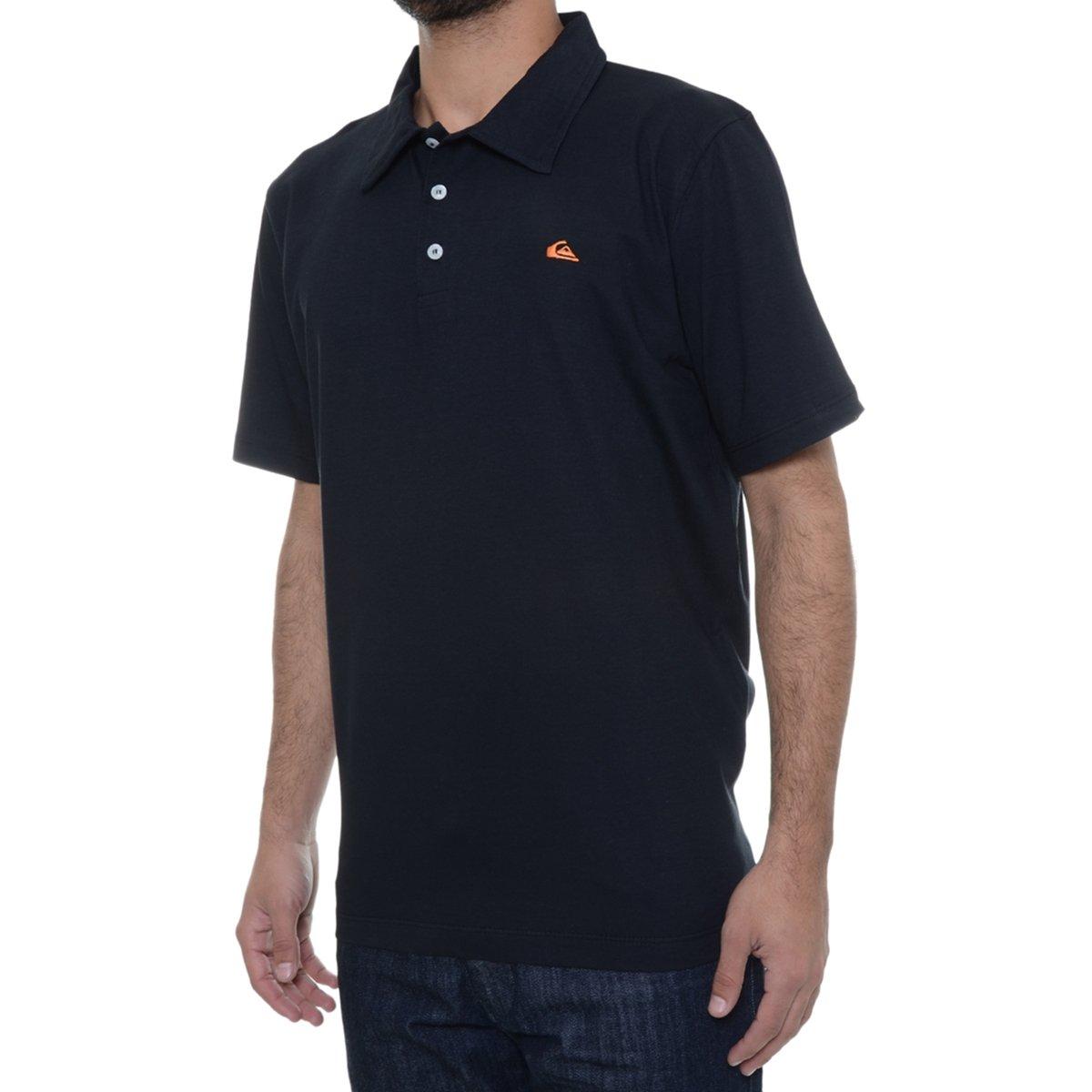 4f539a6748905 Camisa Polo Quiksilver Send  Camisa Polo Quiksilver Send ...