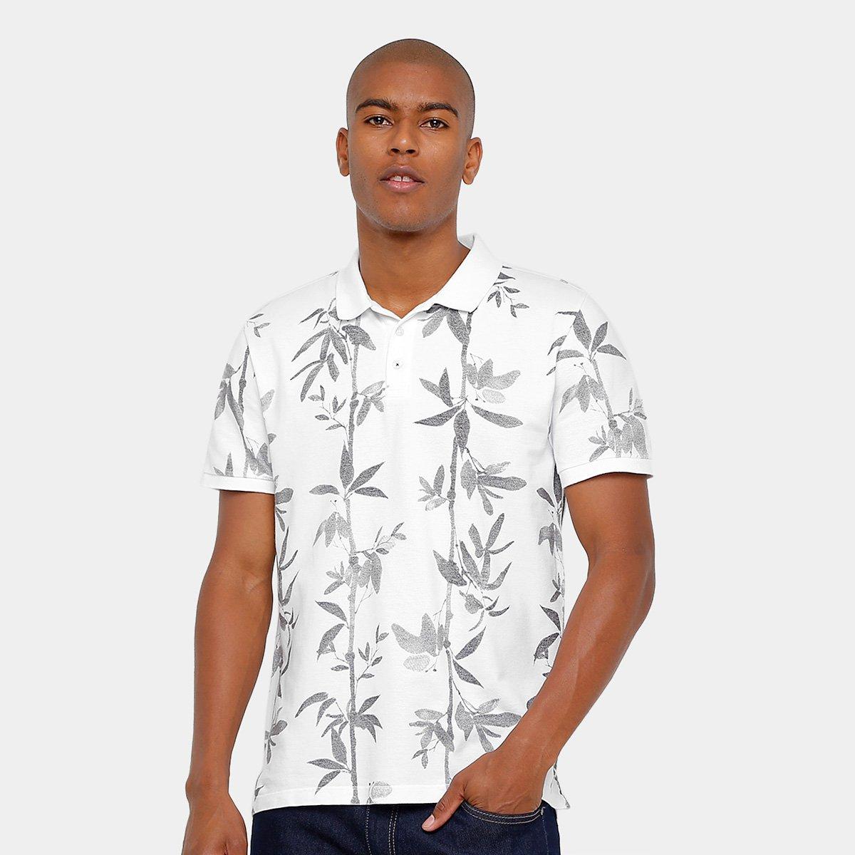 Camisa Polo Reserva Piquet Bamboo Masculina - Compre Agora  8e8d7afcf4eba