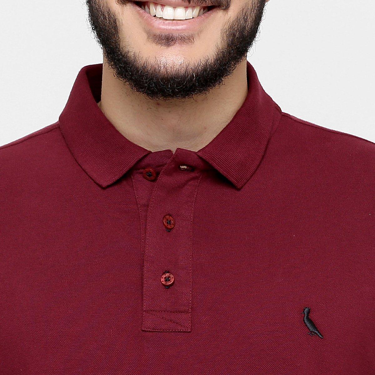 Camisa Polo Reserva Piquet Básica Bordado Logo - Compre Agora  28788aa348c49