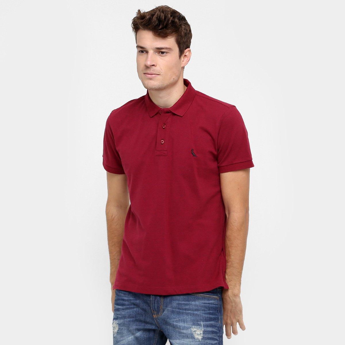 Camisa Polo Reserva Piquet Novo Básico Mescla - Compre Agora  92f74e3c05f93