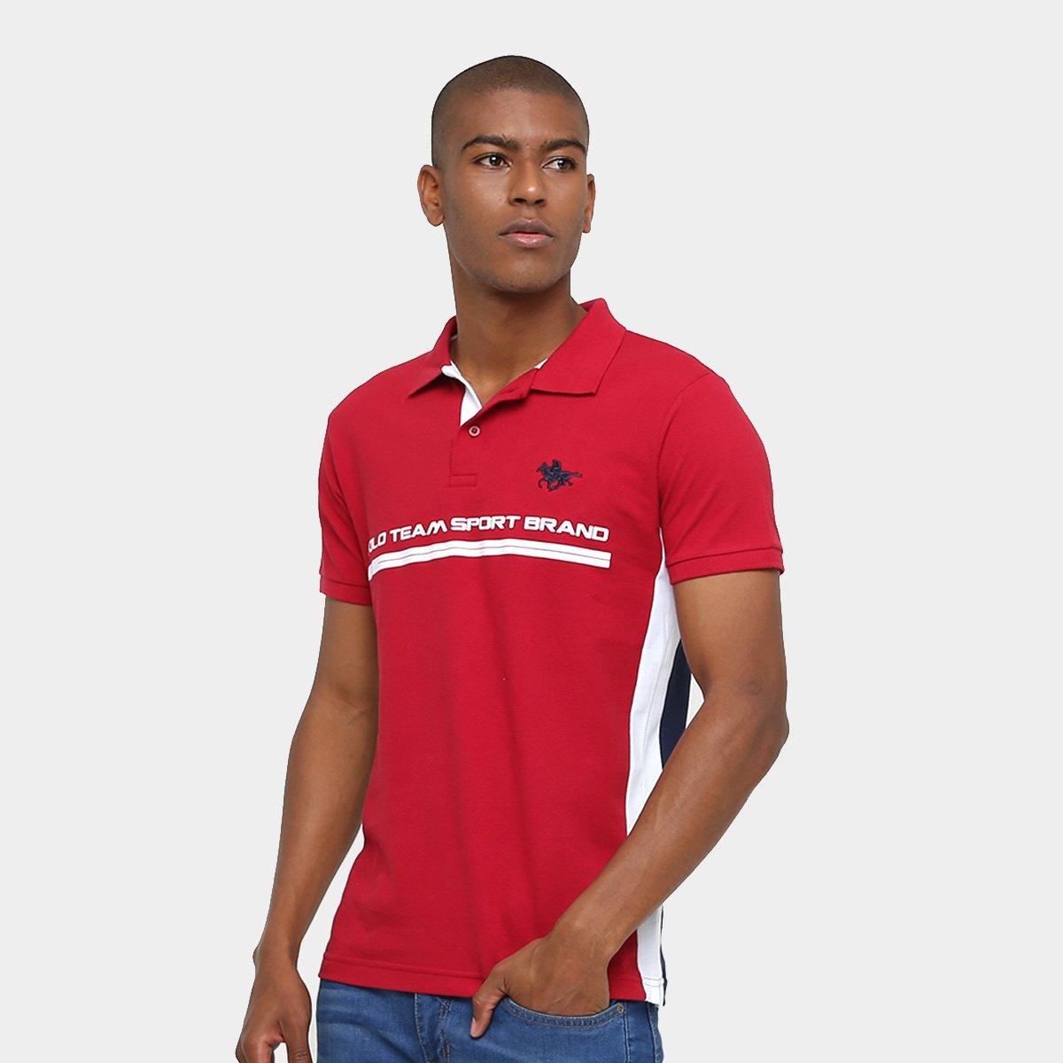 1f09088bf9 Camisa Polo RG 518 Piquet Polo Team Masculina - Compre Agora