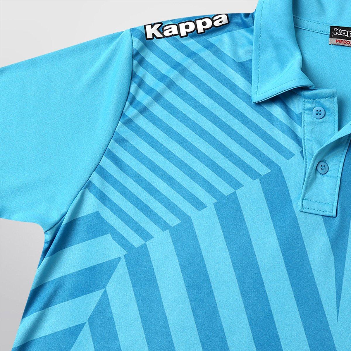 Camisa Polo Santos Kappa Force 2016 Masculina - Compre Agora  eee6d8ce972e1